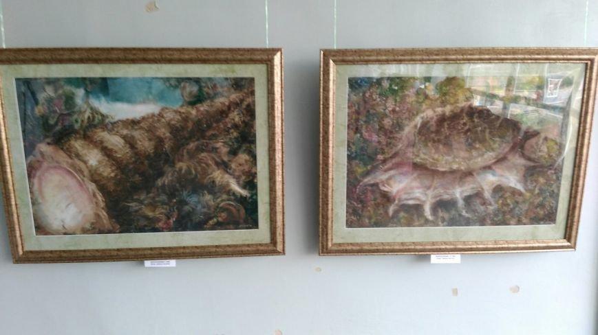 Выставка небезызвестной династии художников стартовала в Краматорске, фото-3
