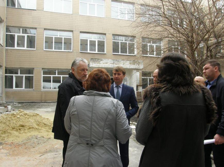 Опорная школа в Мирнограде: у Павла Жебривского накопилось много вопросов к городскому голове, фото-4