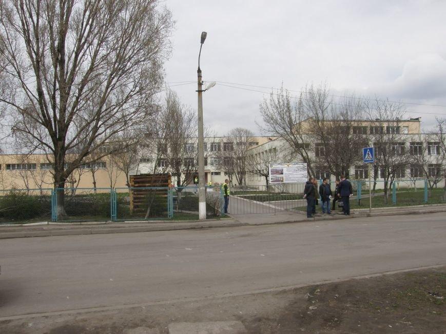 Опорная школа в Мирнограде: у Павла Жебривского накопилось много вопросов к городскому голове, фото-3