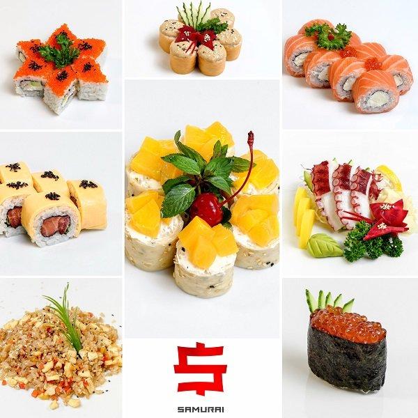 "Сегодня Online суши- бар ""Самурай"" дарит скидку -20% на всё меню!, фото-1"
