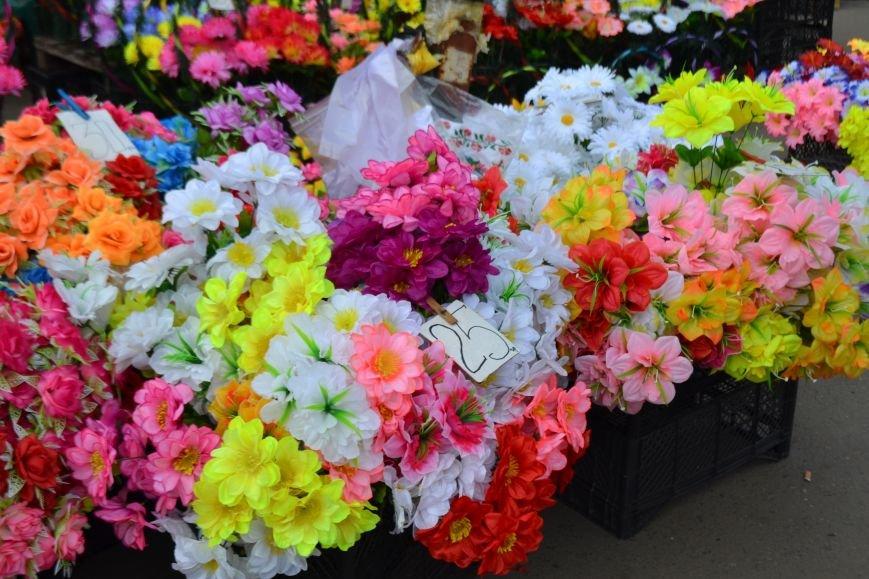 Цветы для радуницы оптом