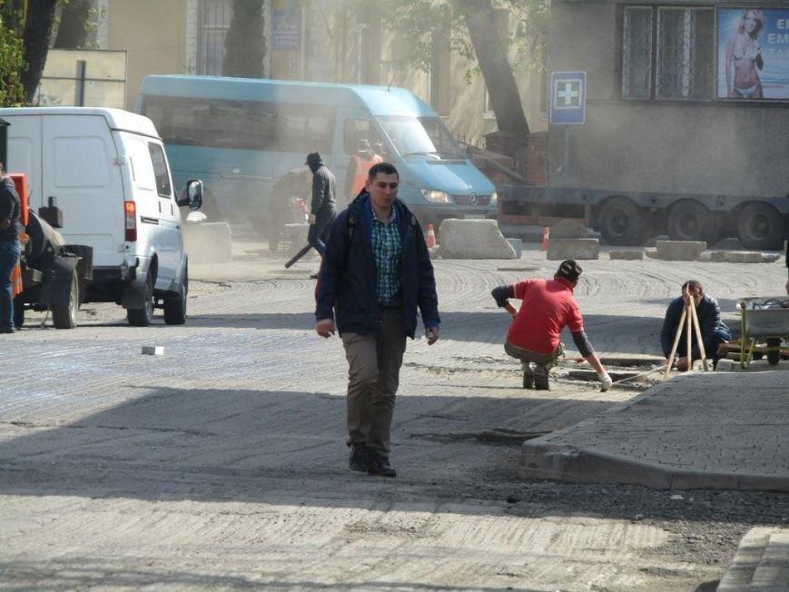 Нові деталі капремонту дороги на Підгірній в Ужгороді: фото, фото-2