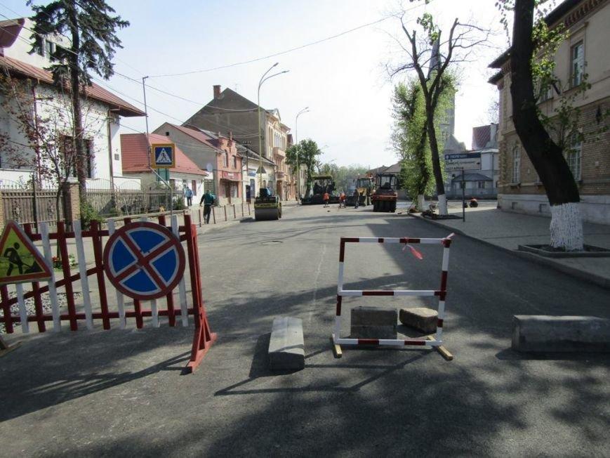Нові деталі капремонту дороги на Підгірній в Ужгороді: фото, фото-1