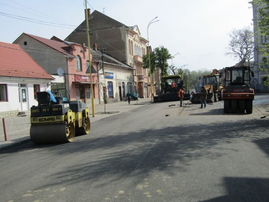 Нові деталі капремонту дороги на Підгірній в Ужгороді: фото, фото-3