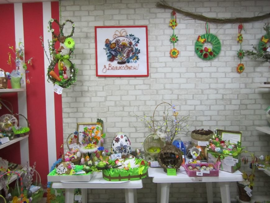 Переможці конкурсу серед садочків на кращу Великодню композицію, фото-1