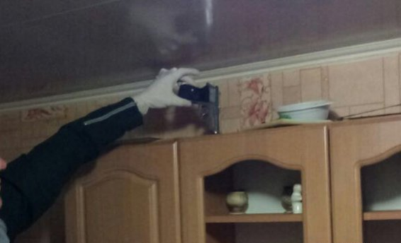На Житомирщині вилучили амфетамін та зброю. ФОТО, фото-3