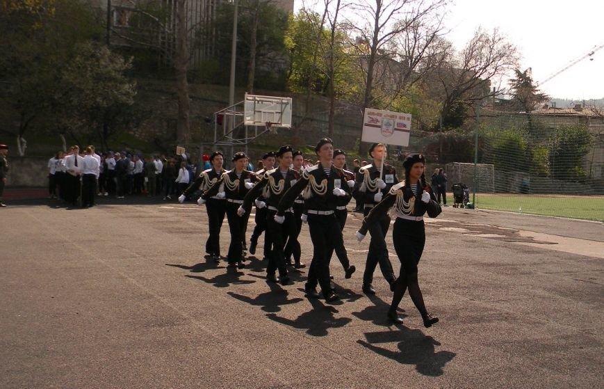 В Ялте прошел муниципальный этап военно-патриотической игры «Победа» (11)
