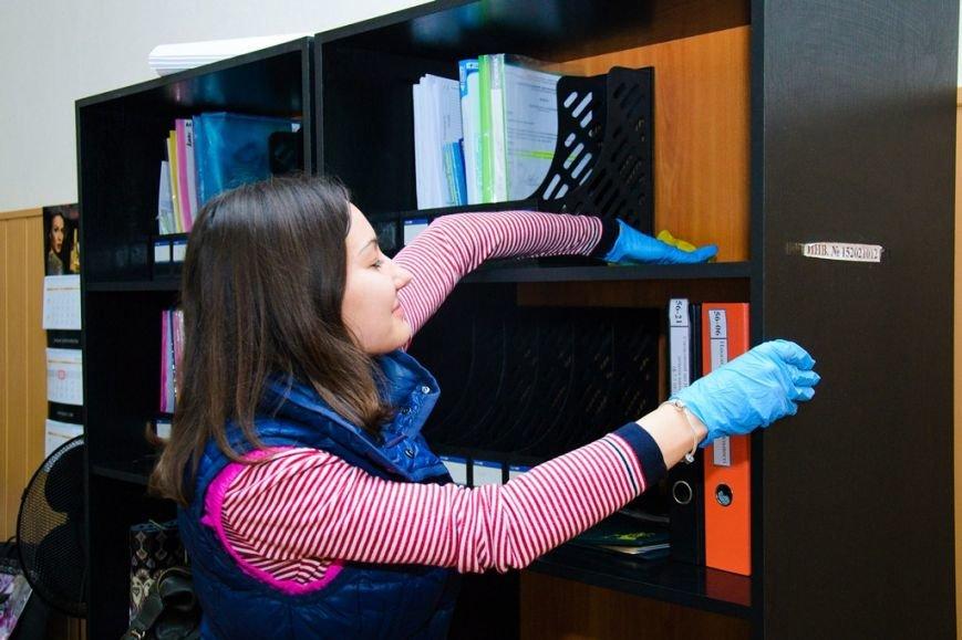 Студенты обеспечили чистоту и порядок в населенных пунктах, фото-5