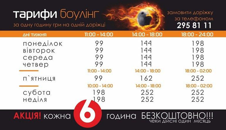 Де у Львові можна сходити на боулінг і скільки це коштує, фото-2