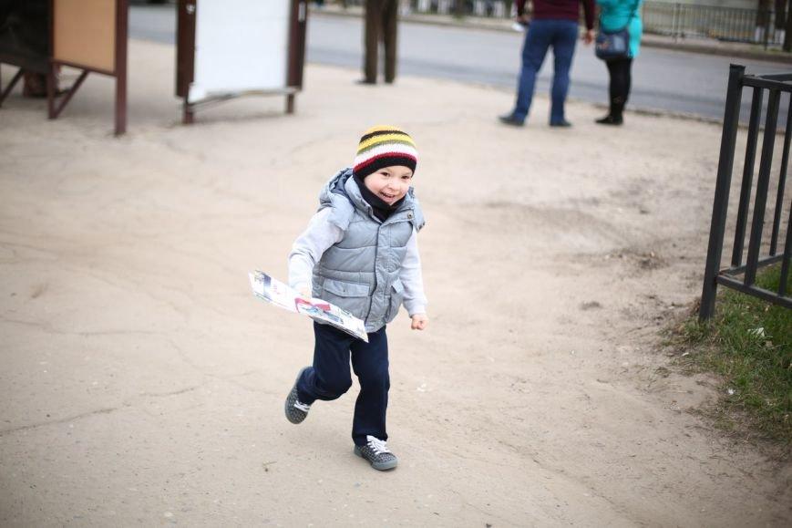 В Краматорске прошла акция «Чистое сердце - чистый город», фото-3