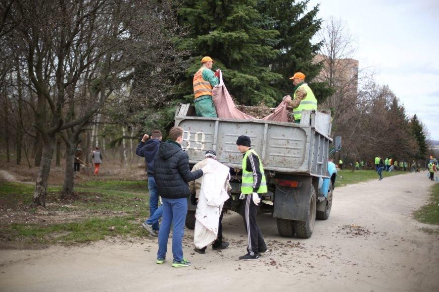 В Краматорске прошла акция «Чистое сердце - чистый город», фото-2