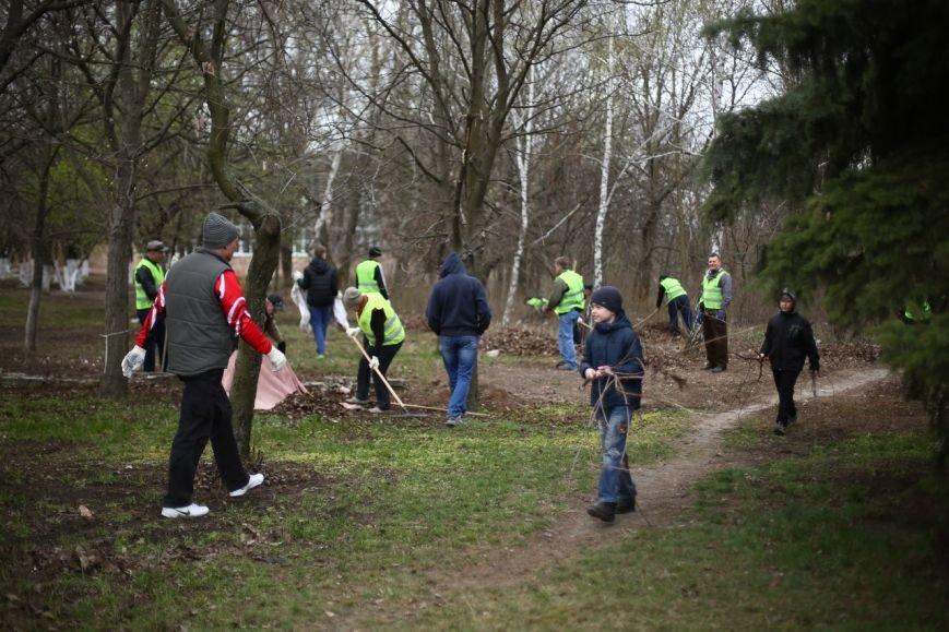 В Краматорске прошла акция «Чистое сердце - чистый город», фото-1