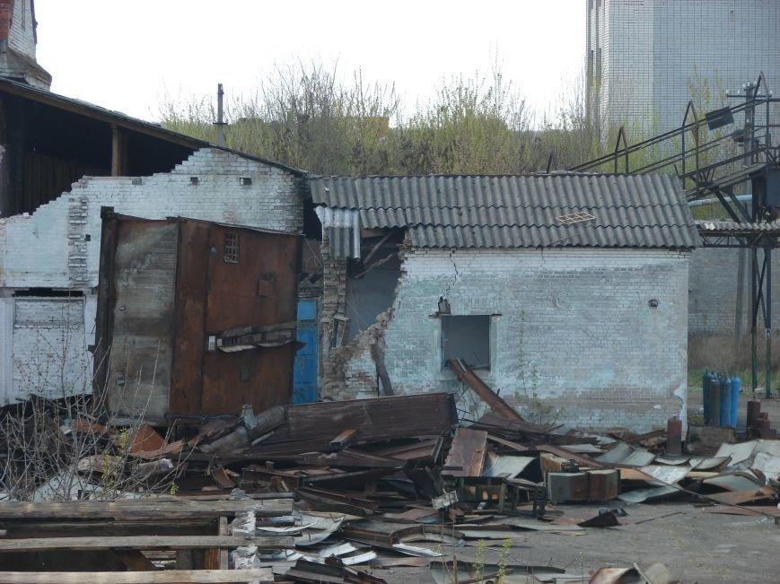 Бывшую мельницу Павлограда разбирают по частям (Фото), фото-1