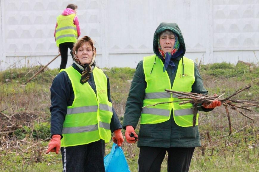 Всеукраїнська акція з благоустрою та прибирання «Чисте серце – чисте місто» відбулася у Покровську, фото-6