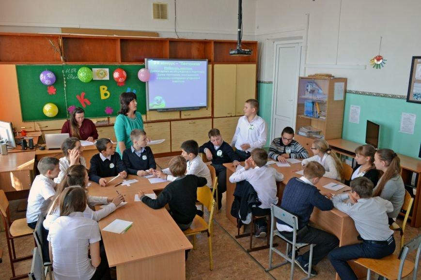 В Алупкинской школе провели экологический урок, фото-4