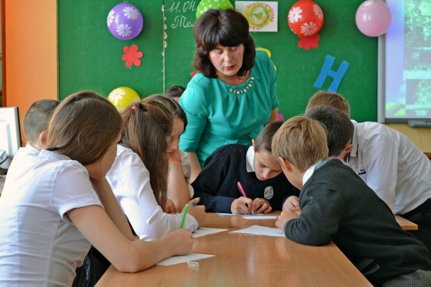В Алупкинской школе провели экологический урок, фото-3