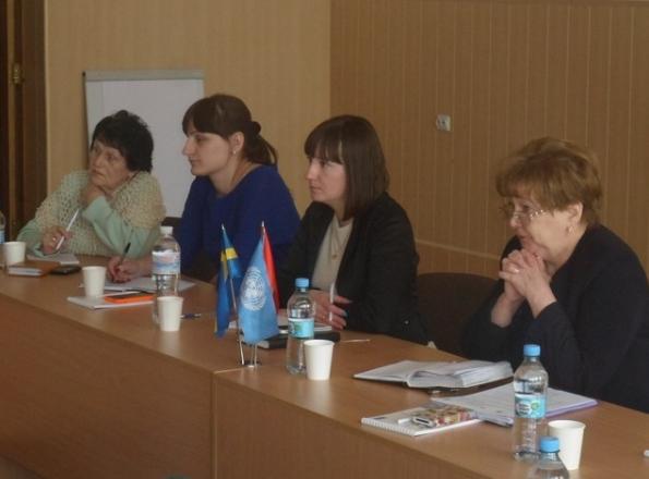В Бахмуте прошел семинар-тренинг по разработке уставов территориальных громад, фото-4