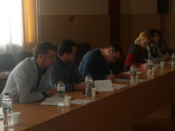 В Бахмуте прошел семинар-тренинг по разработке уставов территориальных громад, фото-3