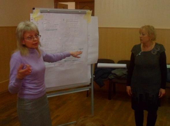В Бахмуте прошел семинар-тренинг по разработке уставов территориальных громад, фото-6