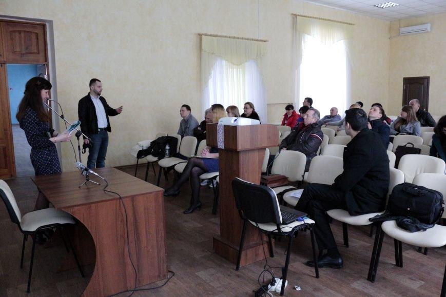 В Никополе состоялся семинар для представителей предприятий и фермерских хозяйств, фото-6