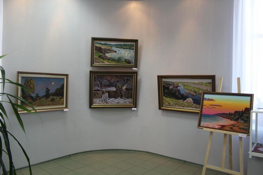 Масштабная выставка в Мариуполе: художники представили свои работы за последние 25 лет (ФОТО), фото-20