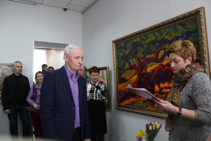 Масштабная выставка в Мариуполе: художники представили свои работы за последние 25 лет (ФОТО), фото-2