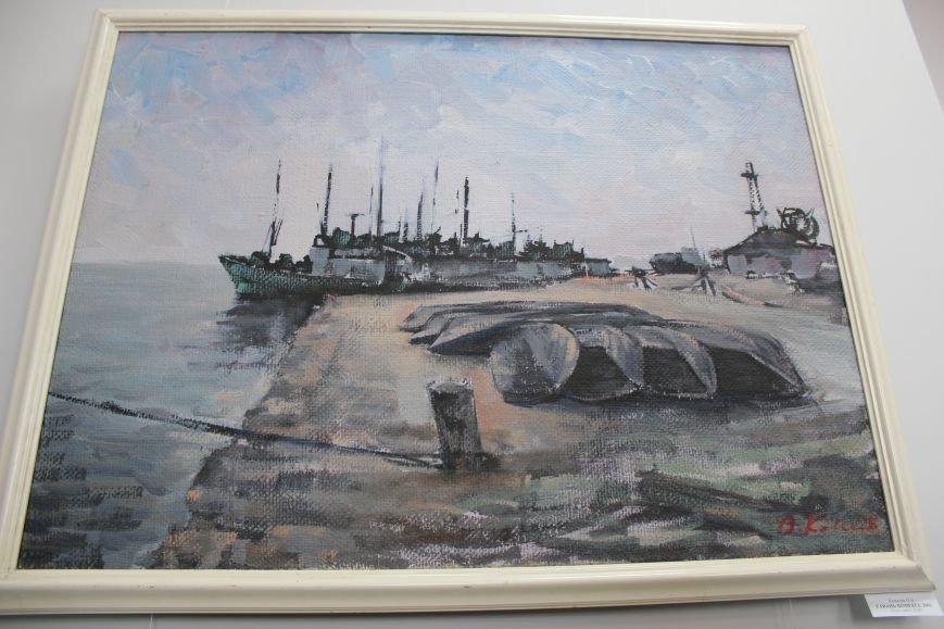 Масштабная выставка в Мариуполе: художники представили свои работы за последние 25 лет (ФОТО), фото-10