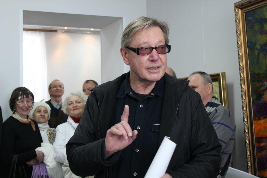 Масштабная выставка в Мариуполе: художники представили свои работы за последние 25 лет (ФОТО), фото-7