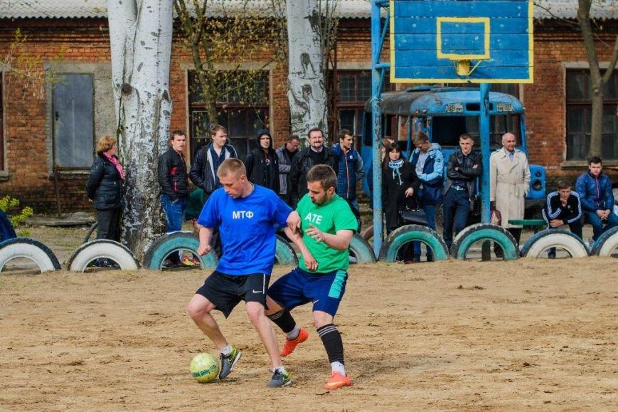 Студенты ТГАТУ соревновались за кубок ректора по мини-футболу, фото-2