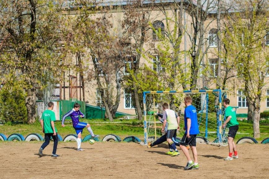 Студенты ТГАТУ соревновались за кубок ректора по мини-футболу, фото-3