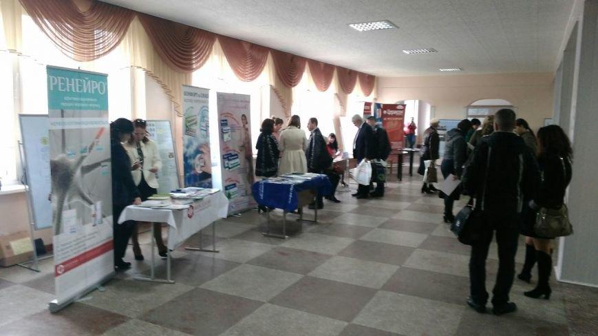 В ДГМА была проведена научно - практическая конференция и заседание «Лиги»., фото-1