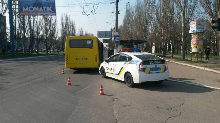 В Мариуполе маршрутка сбила девочку-подростка (ФОТО), фото-2