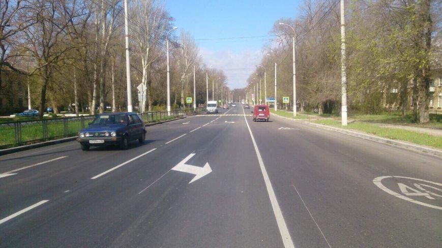 Около Керчи отремонтировано 22 километра региональной автодороги (ФОТО), фото-2