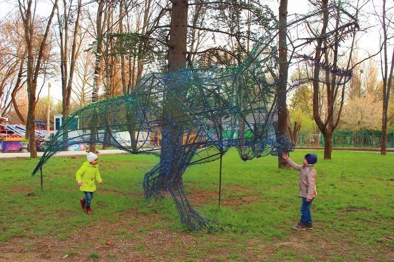 В Детском парке Симферополя создают зону с древними рептилиями (ФОТО), фото-3