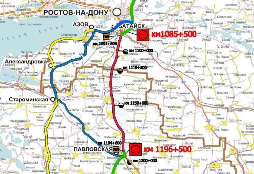 карта_м4_объезд