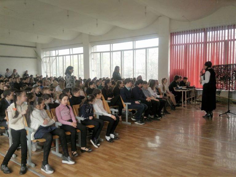 Стенды памяти Небесной сотни появились в краматорской ОШ№ 25, фото-4
