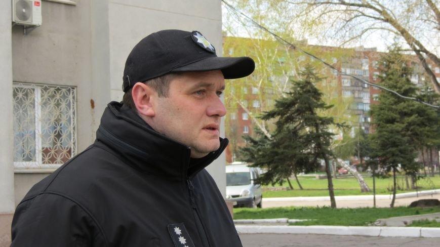 В связи с пасхальными праздниками, полиция Покровска переходит на усиленный вариант несения службы, фото-1
