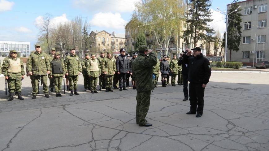 В связи с пасхальными праздниками, полиция Покровска переходит на усиленный вариант несения службы, фото-3
