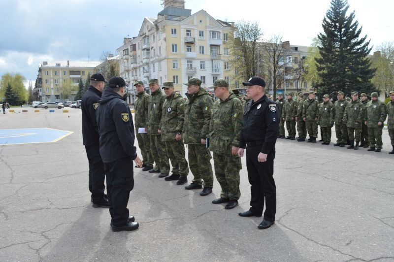 В праздничные дни краматорчан будут охранять в усиленном режиме, фото-1