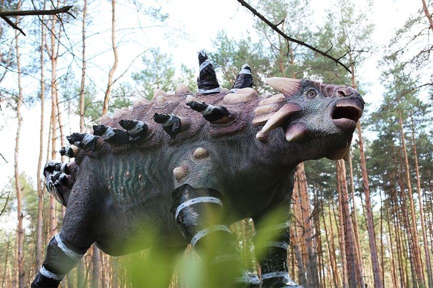 В Белгород привезли первые фигуры для динопарка, фото-6