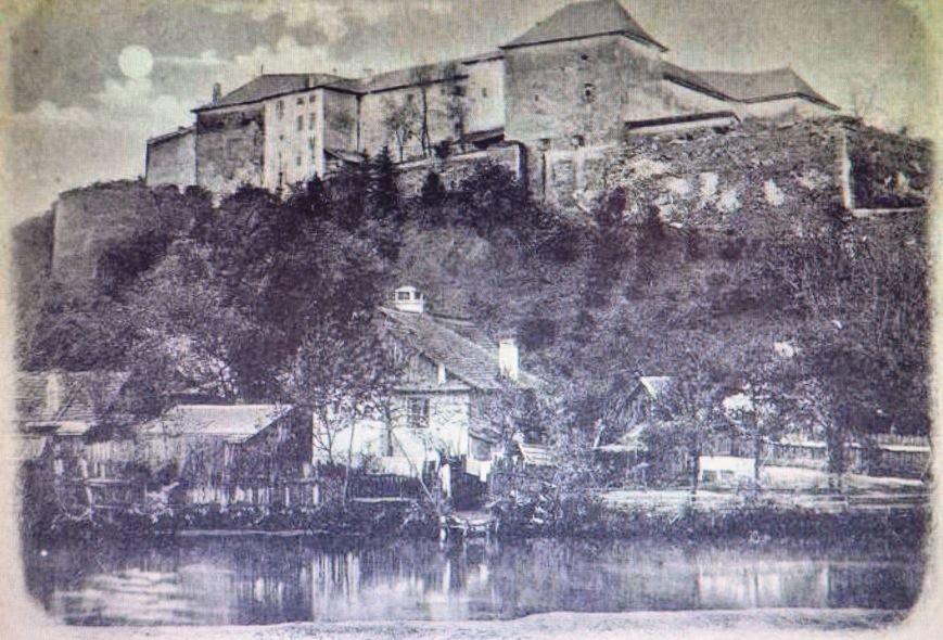 Як виглядав Ужгородський замок 120 років тому: фото, фото-3