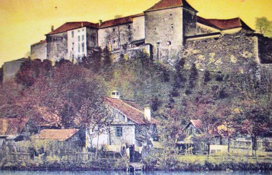 Як виглядав Ужгородський замок 120 років тому: фото, фото-4