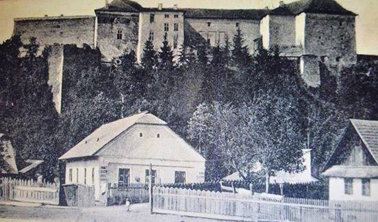 Як виглядав Ужгородський замок 120 років тому: фото, фото-2