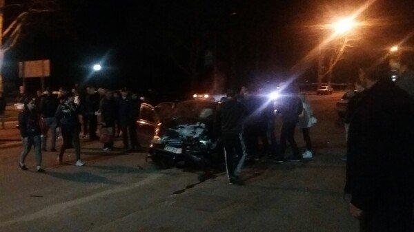 Страшное ДТП возле кинотеатра в Мелитополе, фото-3