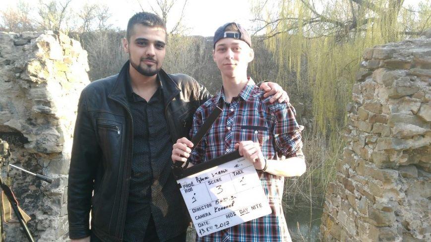 «Рубеж реальности» - первый рубеж Донбасского кино, фото-3