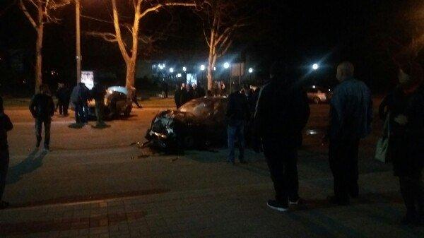 Вероятнее всего ночное ДТП произошло по вине погибшего водителя такси, фото-3