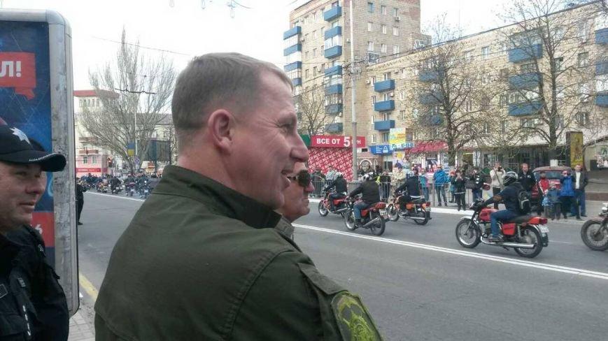 Сотни байкеров проехались по улицам Мариуполя (ФОТО+ВИДЕО), фото-20