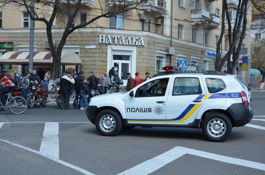 Сотни байкеров проехались по улицам Мариуполя (ФОТО+ВИДЕО), фото-2