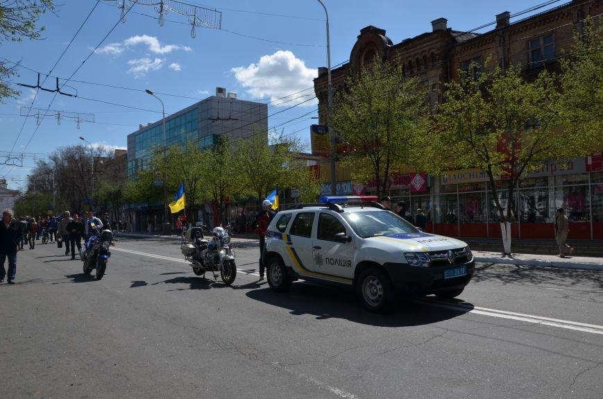 Сотни байкеров проехались по улицам Мариуполя (ФОТО+ВИДЕО), фото-27