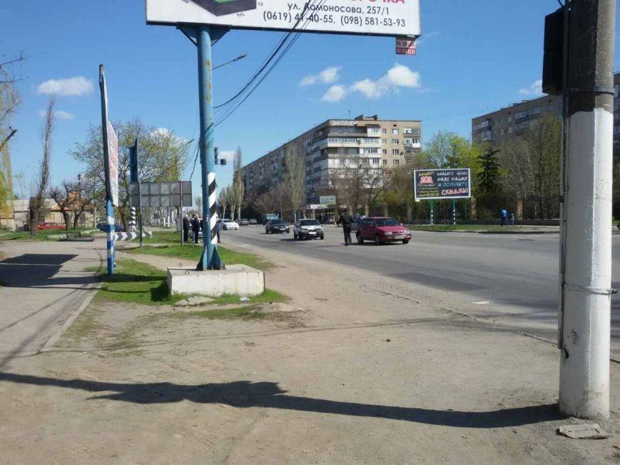 Очередное ДТП в Мелитополе, фото-2